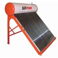 Chauffe-eau solaire intégré