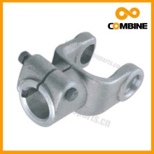 Plain bore yoke D (keyway clamp bolt)