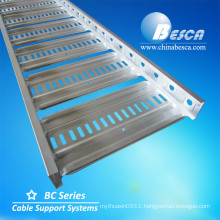 Galvabond steel Australian and New zealand type BC4 cable tray ladder tray