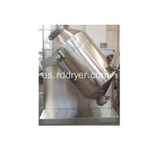 SYH Model Dry Powder Tridimensional Mezclador Three Dimension Mixing Machine