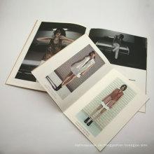Film Laminierung Oberflächenfinish Broschüre und Katalog Druck