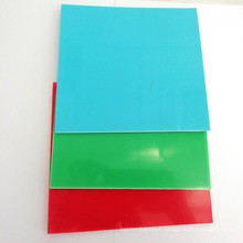 2020 Hot Selling A4 Size Rigid PP Plastic Binding Cover Sheet