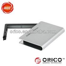 """ORICO 2598US USB2.0 Gabinete de armazenamento externo SATA Mobile de 2,5 """", gabinete do disco rígido"""