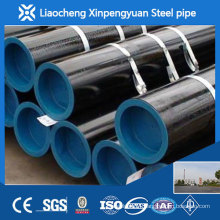 Factory supply seamless steel pipe st52 with low price