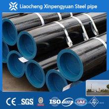 Tubos de aço sem costura ASTM / API padrões, tubo de aço carbono