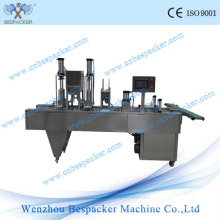 Automatic Ice Cream Plastic Cup Heat Sealing Machine