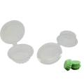 Wholesale Wax Melt Clear Packaging Box Clamshell