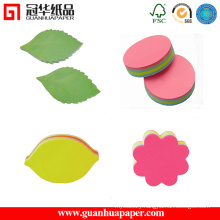 Self-Adhesive Feature and Customized Recycle Sticky Note