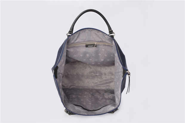 Waterproof Men Nylon Black Travel Sports Gym Duffel Bag