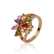 2016 Christmas Fashion Design Ring Jewelry with CZ