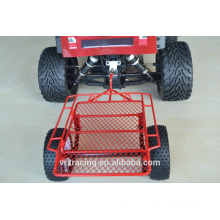 Metal trailer for 1/10 Jeep Car