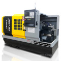 Automatic Flat Bed CNC Lathe Machine 750 mm CK6140 with Siemens Controller for Metal Turning