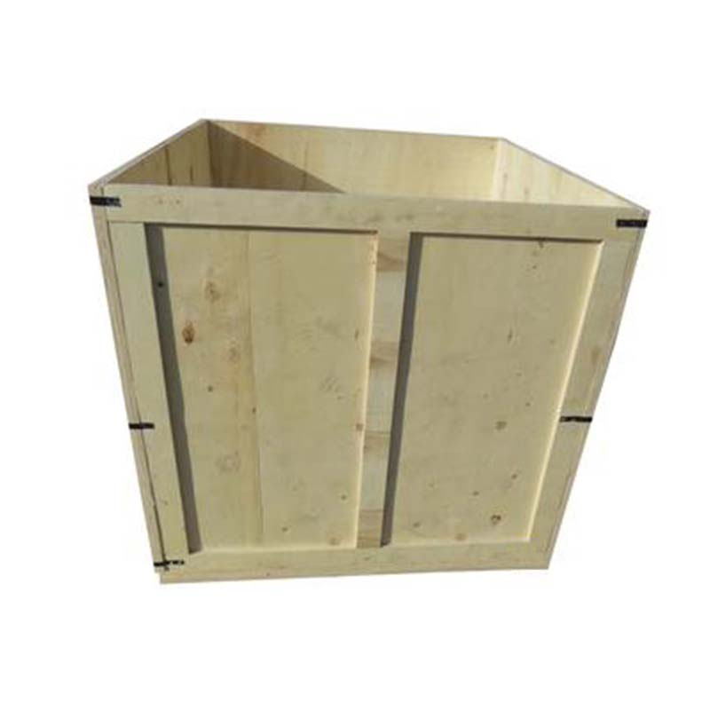 The fumigation-free export wooden box
