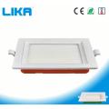 Panneau lumineux LED rectangulaire pour chambre à coucher