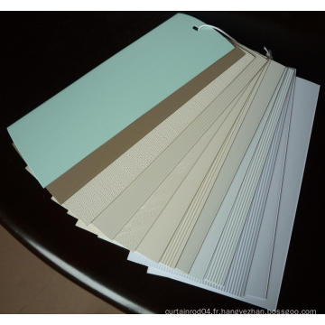 Couleurs de stores verticaux de 89 mm / 127 mm (SGD-V-4242)