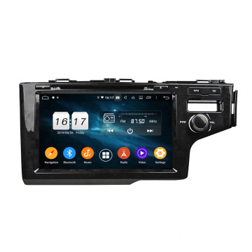 2 din multimedia pour FIT JAZZ 2014 RHD