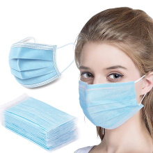 Medical face Masks for Dust Bacteria Protection