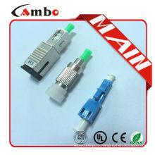 High Attenuation Precision SC pc Fiber Optic Attenuator