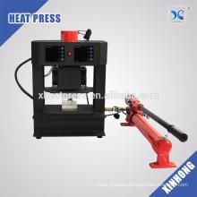 High Pressure 20T Dual Heating Plates Hydraulic Rosin Heat Press