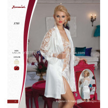 Ensemble Jasmin Lace Babydoll et Robe Bride