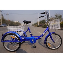 """New Developed 20"""" Folding Cargo Tricycle (FP-TRCY034)"""