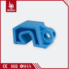 Dispositivos de bloqueo de disyuntor azul miniatura
