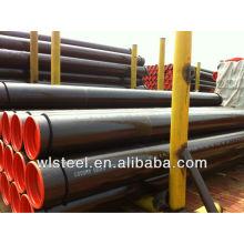 api5l X65 tubo de alcantarillado corrugado galvanizado precio