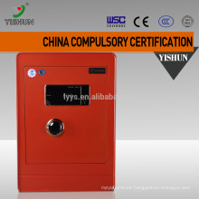 Electronic fingerprint digital safe deposit box hotel electronic safe box