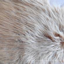 Artificial Fur Fabric with Long Plush