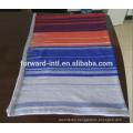 2015 new design pope art stripe cashmere wholesale blanket