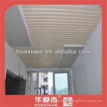 WPC interior wall cladding
