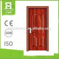 Excellent design wear-resisting melamine entry door