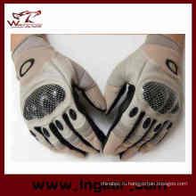 Полный Finger Airsoft тактические углерода рулька перчатки безопасности