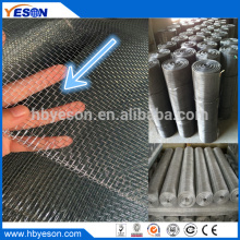 Anping 6 malla electro galvanizado tejida tela de tela de tela de tela
