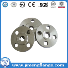 GOST 12.820-80 PN2.5 Stainless Steel Ditempa Flange SS316