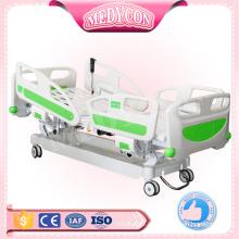 Neuer Design-Hersteller Direktverkauf fünf Funktion Krankenhaus Elektro-Bett mit Rabatt Preis