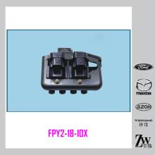 Nouvelle bobine d'allumage FPY2-18-10X, FP39-1810-XD Pack pour MAZDA MX 5 MX-5 1.8 / 1.9 1998-2001 DSC550