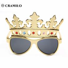 promoción crazy party sunglasses 2018, gafas de sol de diseñador.