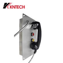 Telefone de emergência com dois botões Knzd-57 Kntech