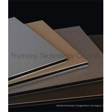 3mm 4mm Continuous PE PVDF Coating ACP Acm Aluminum Composite Panel Plate for Outdoor Building Wall Cladding Decoration