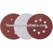 Fabricante de disco de papel abrasivo SATC-abrasivo