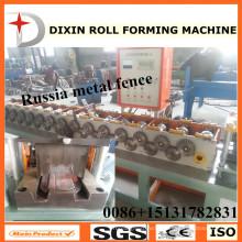 Dixin Russia Metal Fence Machine