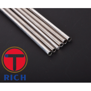 TORICH Seamless Martensitic Stainless Steel Tubes ASTM A268