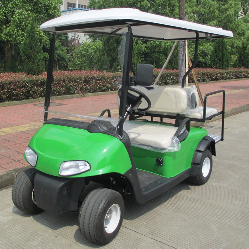 2+2 seats golf cart