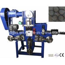 Machine de fabrication automatique de bagues en métal