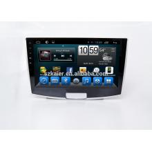 Lecteur DVD de voiture, usine directement! Quad core écran android capacitif, GPS / GLONASS, OBD, SWC, wifi / 3g / 4g, BT, lien miroir pourVW magotan