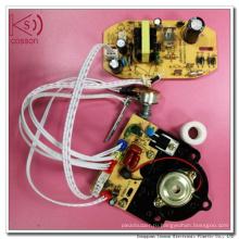 Высококачественный распылитель с никелевым покрытием 1,7 МГц для увлажнителя