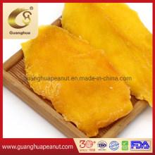 Best Taste High Quality Dried Mango Slices with Low Sugar