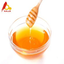 Export amber color bee honey