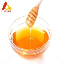 Exportação de cor âmbar abelha mel